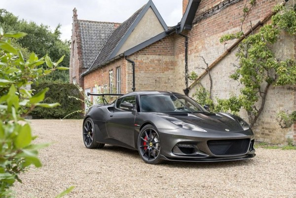 Lotus Evora GT430 the most powerful road-going sports car ever