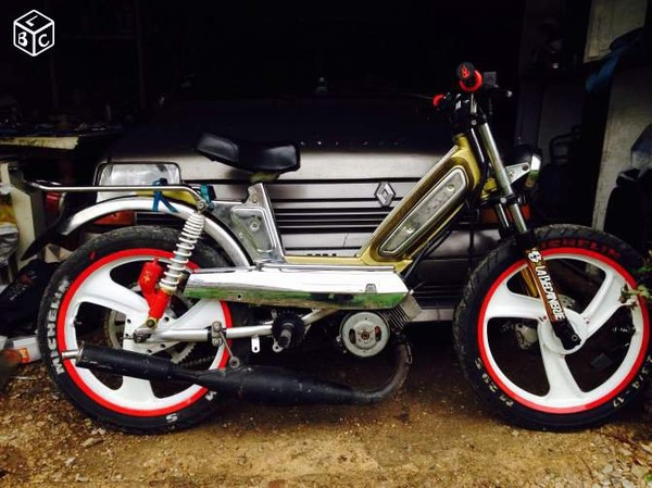 Mobylette peugeot 103 sp Motos Aube - leboncoin.fr