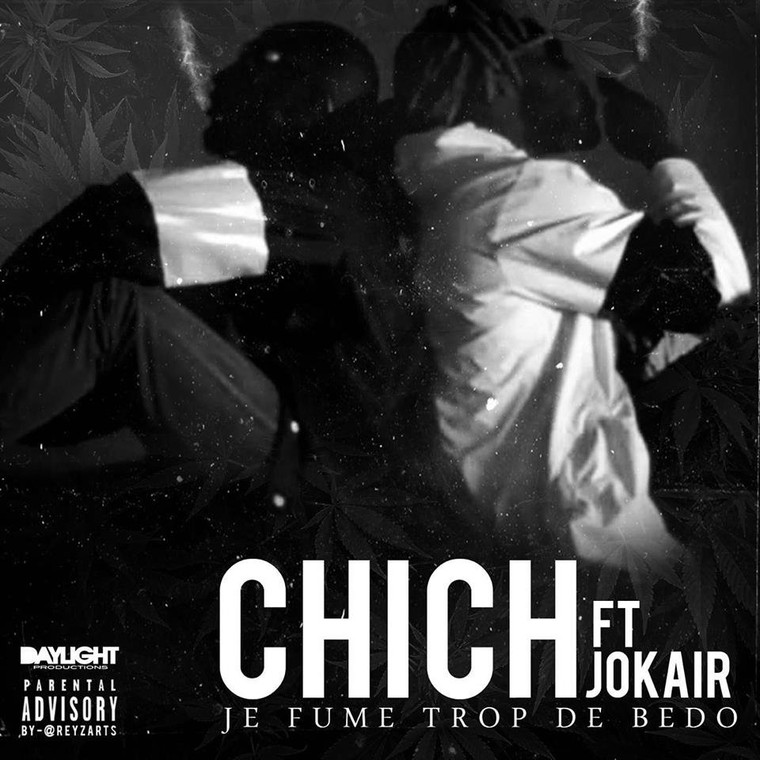 """Découvrez le nouveau clip de Chich """" J'fume trop de bedo """" avec Jok'Air"""