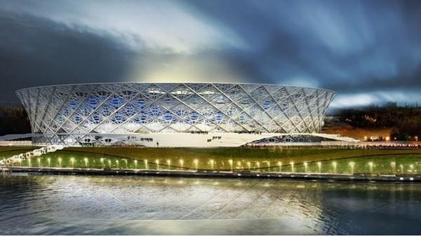 FIFA World Cup Memiliki Rencana Besar Di Wilayah Volgograd