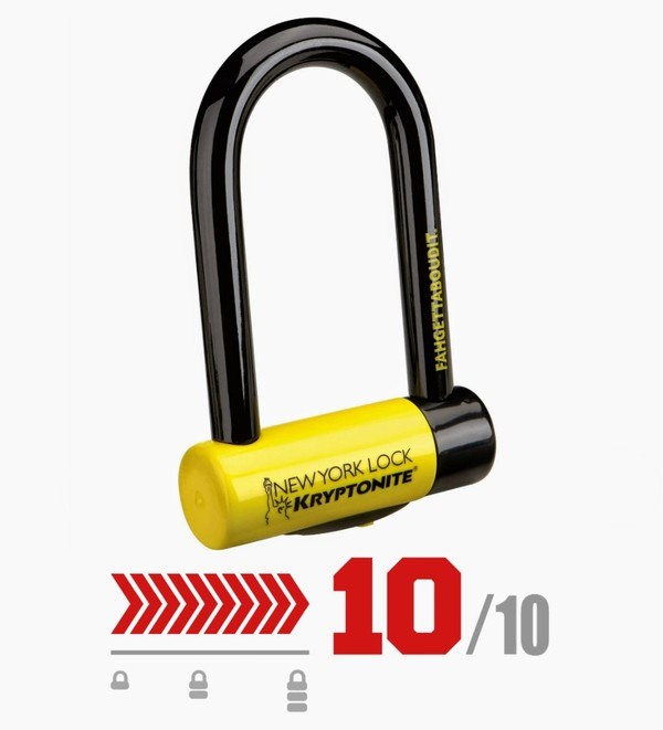Top 3 Of The Best Chain Lock Models For Your Bike