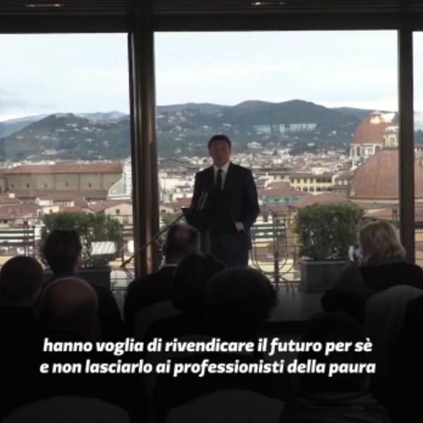 """Matteo Renzi on Instagram: """"Per gli scout il #22febbraio è un giorno speciale, la giornata del pensiero. Ho scelto questa data per fare un discorso diverso dagli…"""""""