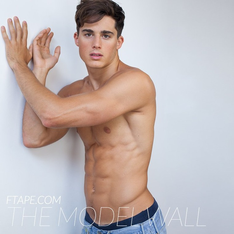 Pietro Boselli | Models 1 | The Model Wall | FTAPE.COM | Models on FTAPE.COM
