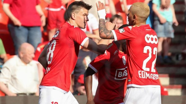 Le Standard s'offre un dernier succès face à Waasland-Beveren