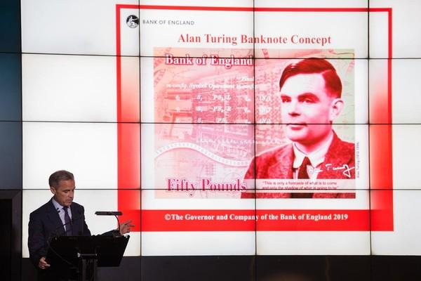 Royaume-Uni. Le mathématicien Alan Turing, nouveau visage des billets de 50livres