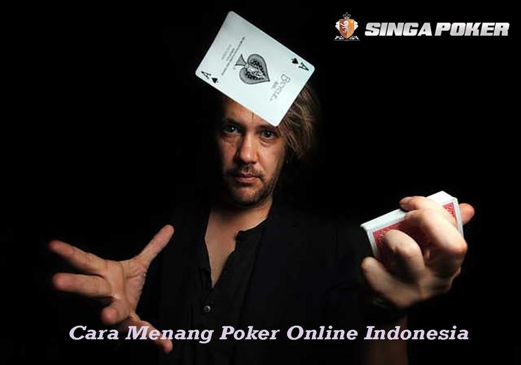 Panduan Menang Poker Online