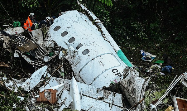 Crash d'avion en Colombie: ce que l'on sait