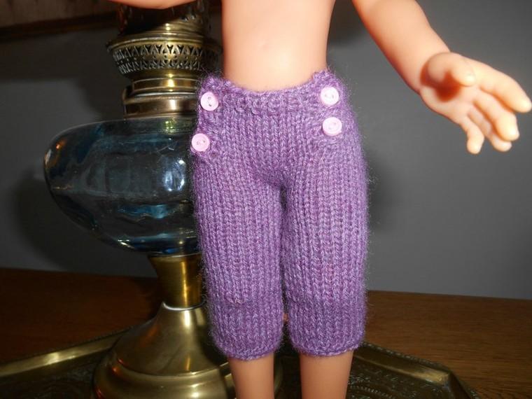 Pantalon à pont - Adèle et ses amis