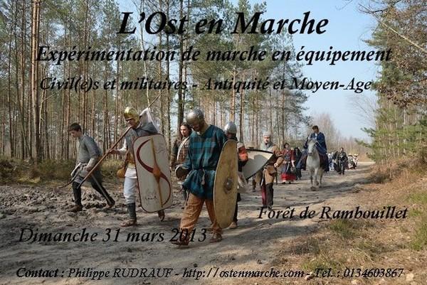 revesdacier.com • Afficher le sujet - L'OST EN MARCHE - Dimanche 31 mars 2013