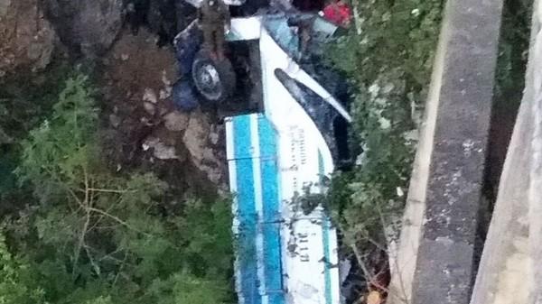 Thaïlande: 29 morts dans un accident d'autocar - RTBF Monde