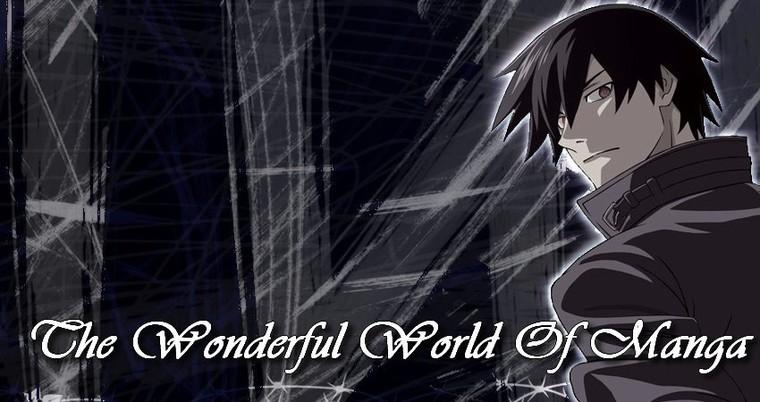 The Wonderful World of Manga - Le Forum de vos Mangas!
