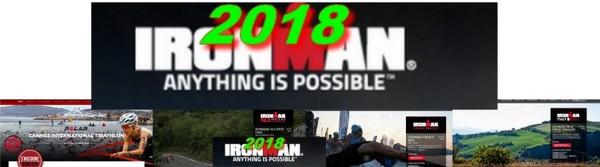 Ironman de Nice en entraînement pour l'ironman Italie