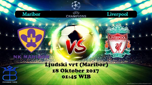 Prediksi Maribor VS Liverpool 18 Oktober 2017   Prediksiskorbolajitu  