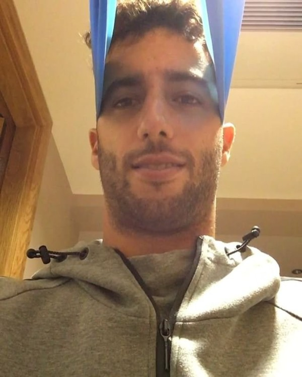 Instagram video by Daniel Ricciardo • Sep 12, 2016 at 7:04pm UTC