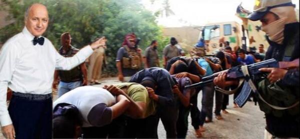 Syrie Irak : La Diplomatie De Laurent Fabius Complice De Crimes Contre l'Humanité | ZEBUZZEO