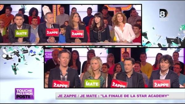 Je zappe / Je mate - 28/02/2013