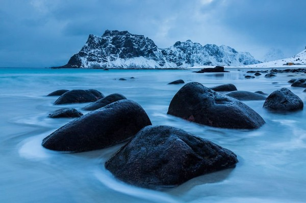 Winter on the beautiful Lofoten, Norway - NICE PLACE TO VISIT