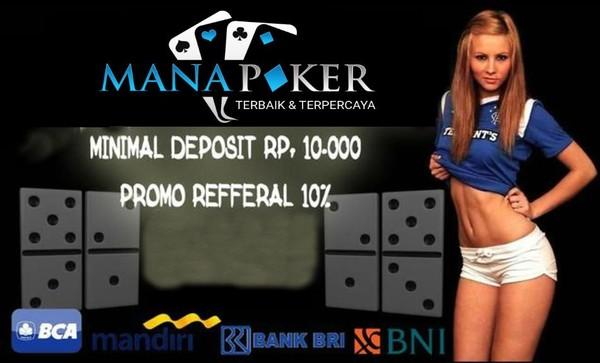 Agen Poker Terpercaya Pelayanan 24 Jam | Manapoker