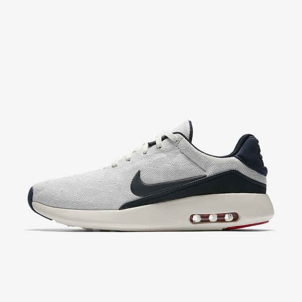 HOMME NIKE AIR MAX MODERN FLYKNIT CREME 876066-100