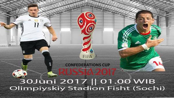 Prediksi Jerman vs Meksiko 30 Juni 2017