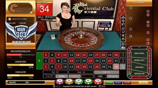 Oriental Casino Dengan Deposit 25Ribu |