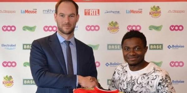 Collins Fai signe un contrat de 4 ans et demi au Standard