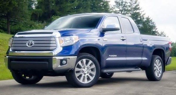 2018 Toyota Tundra Concept Truck Redesign
