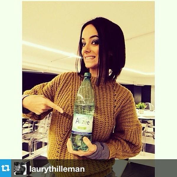 .@alizeeofficiel   #Repost from @laurythilleman   Webstagram