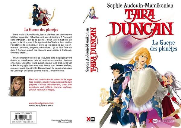 Tara Duncan - Le site officiel