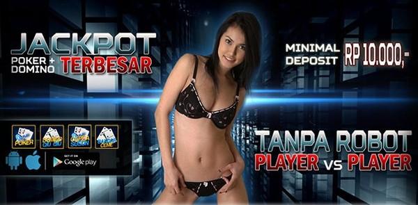 Judi Poker Online Deposit 10rb