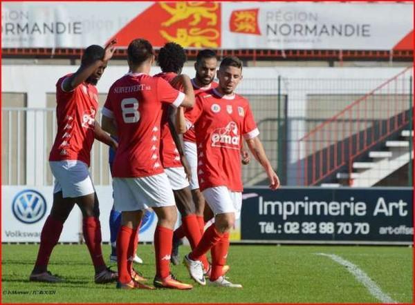FCR - Eu - FC Rouen: 0-2