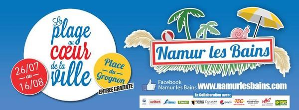 Namur Les Bains - Home