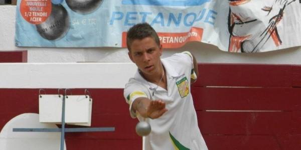 Pétanque : un Périgourdin champion d'Europe - SudOuest.fr