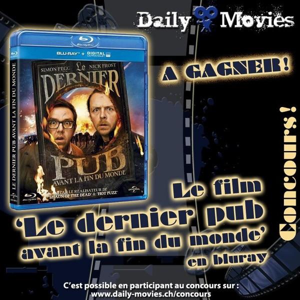 Daily Movies, Toute l'actualité du cinéma en Suisse