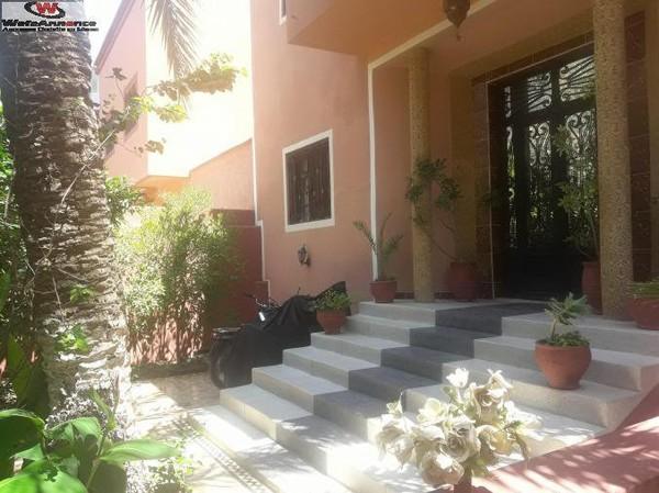 Villa Maroc Acave de villa Region Marrakech Safi Ville Marrakech - Maroc annonce