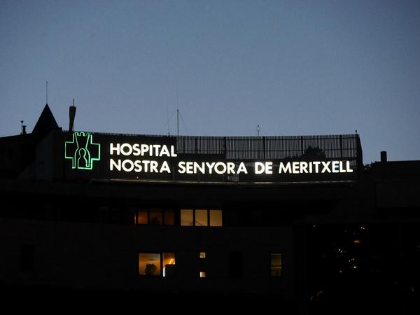 Selon les nouveaux tarifs, le coût mensuel maximum de l'hospitalisation en Andorre sera de 1455 euro | ALL ANDORRA