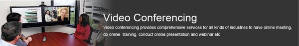 Web conferencing enables easy online collaboration