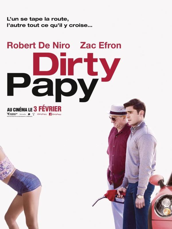 Dirty Papy en streaming.