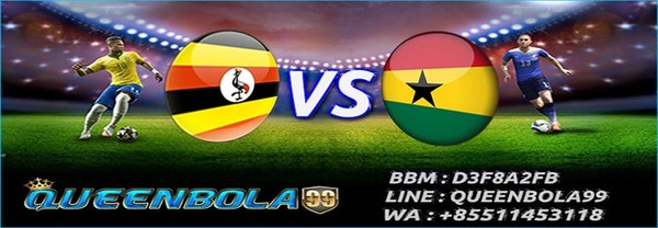 Prediksi Uganda vs Ghana 07 Oktober 2017