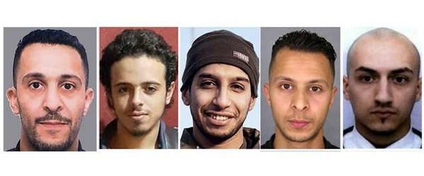 Qui sont les auteurs des attentats du 13 novembre?