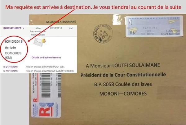 Nullité de changement de code téléphonique de Mayotte  | Comores Infos