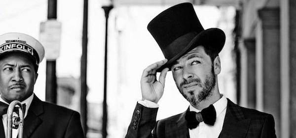 """Christophe Maé choisit """"Je veux du bonheur"""" comme nouveau single"""