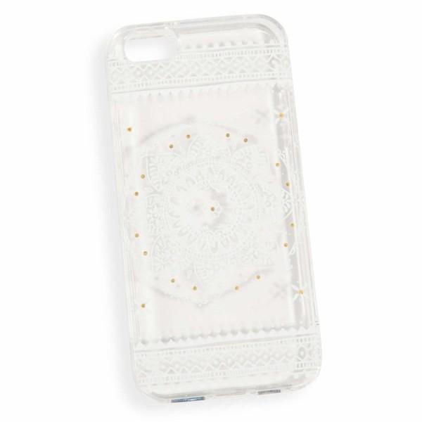 Coque rigide transparente pour iPhone 5 | Maisons du Monde -€4,99