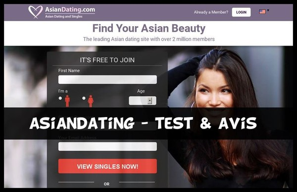AsianDating - Test & Avis