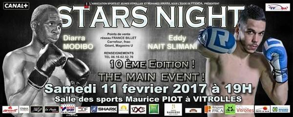Naït Slimani – Diarra, duel d'esthètes à la Stars Night
