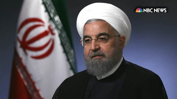 Iran's Rouhani warns Trump to not back out of nuke deal