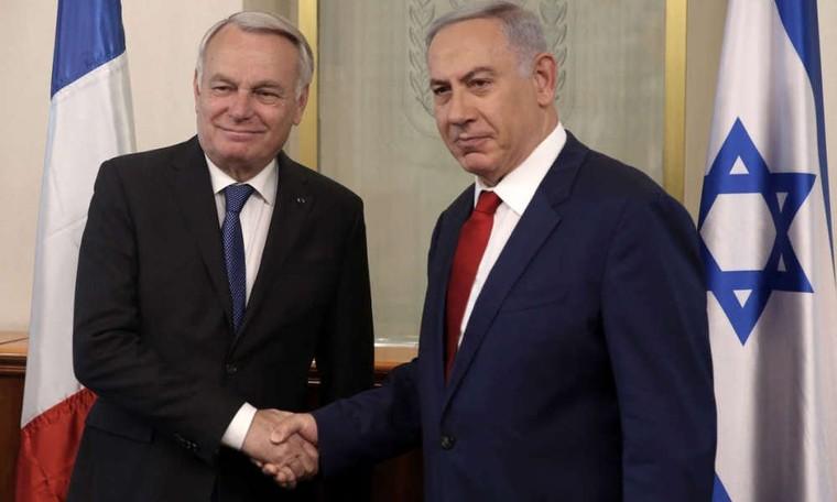 Israël, Jean-Marc Ayrault assure que l'initiative de paix de Paris est 'désintéressée