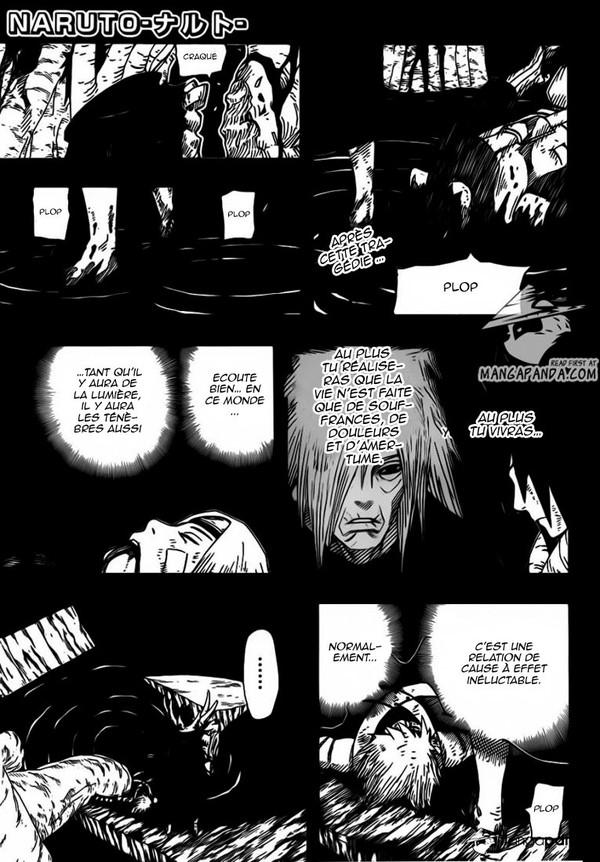 Naruto • Lecture du chapitre 606 en ligne :: CaptaiNaruto