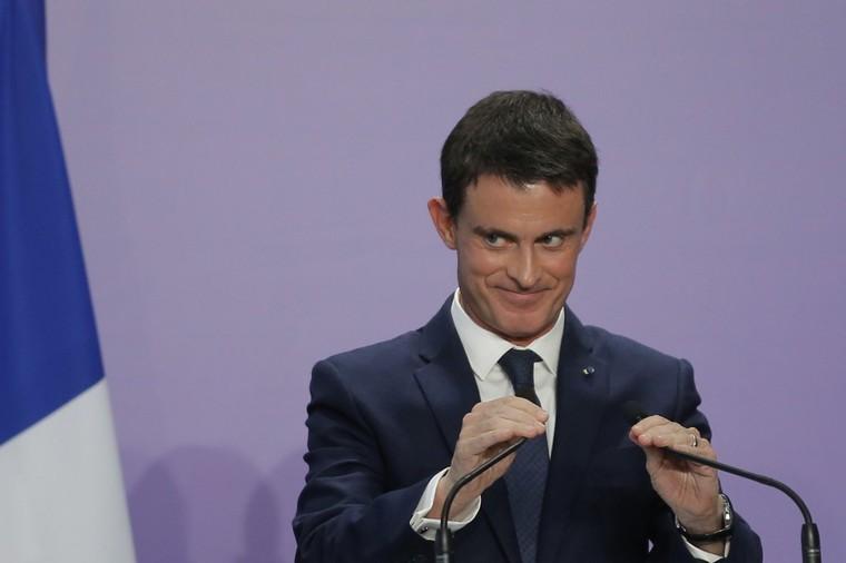 Manuel Valls qui veut supprimer le 49.3: «Un foutage de gueule intégral»