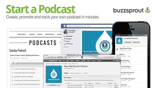 Buzzsprout: Podcast Hosting